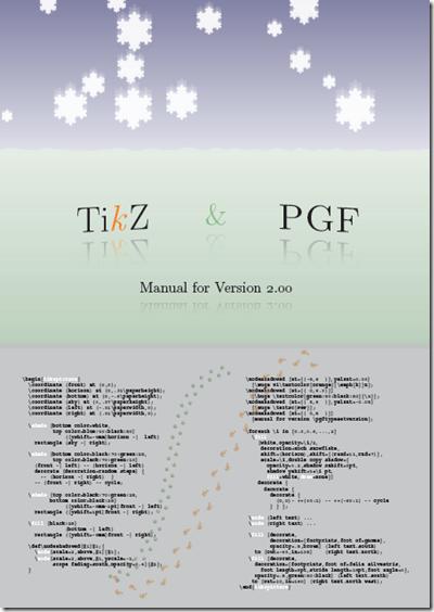 TikZ and PGF
